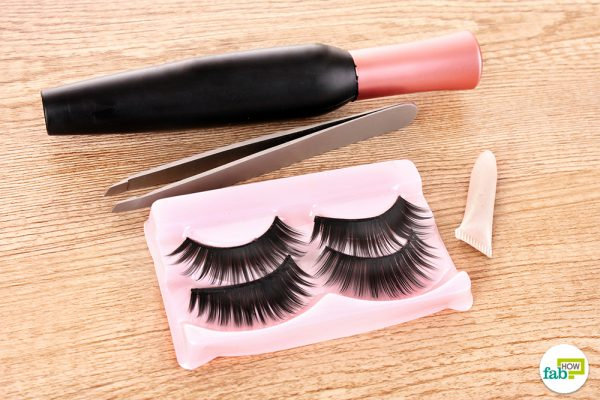 things needed eyelash