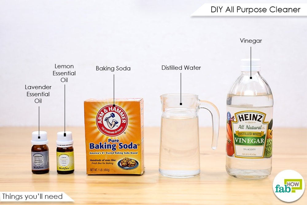 Homemade All Purpose Cleaner for All Your Cleaning Needs