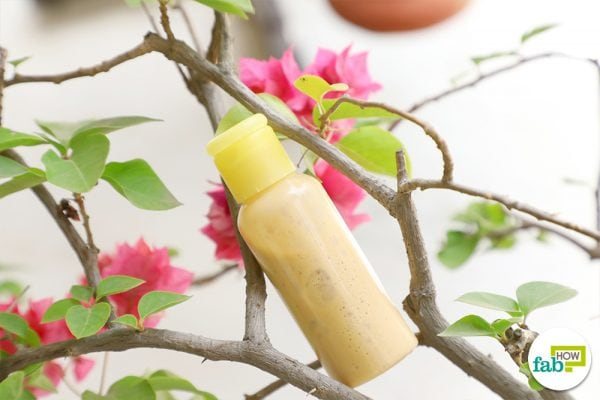 diy homemade taning lotion