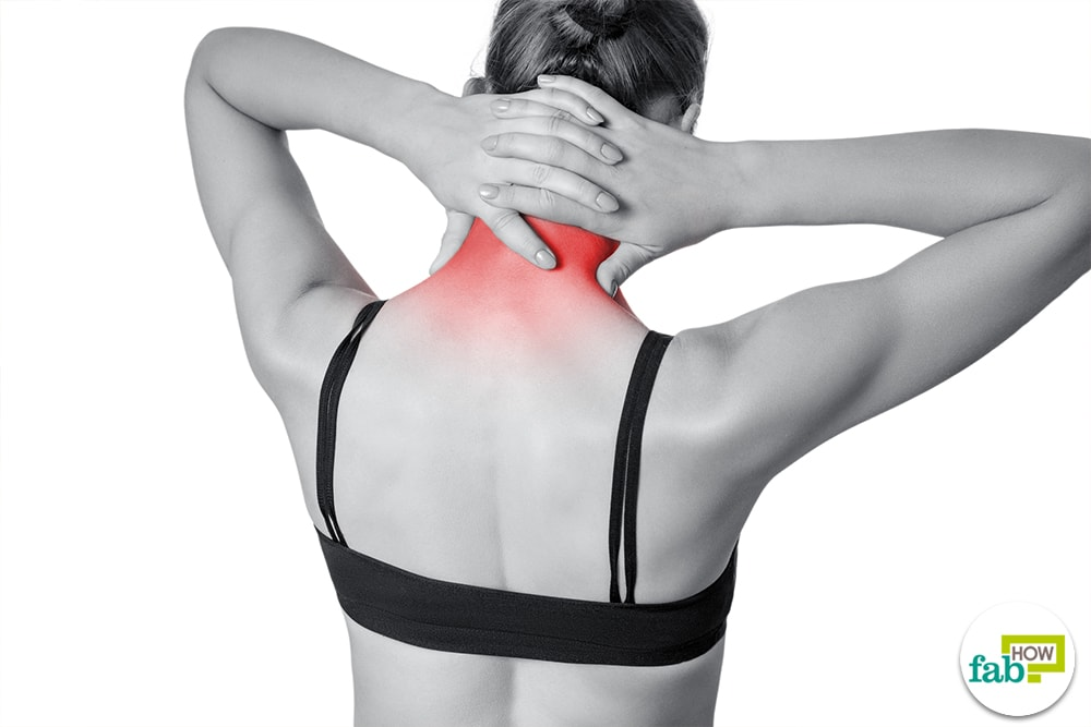 how to help a stiff neck at home
