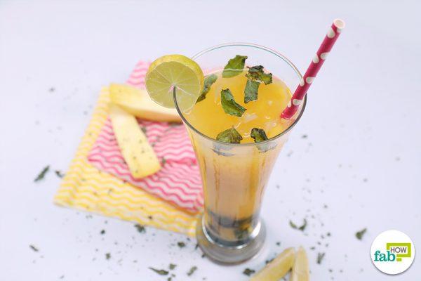 easy mango mojito