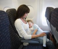 preflight checklist with baby
