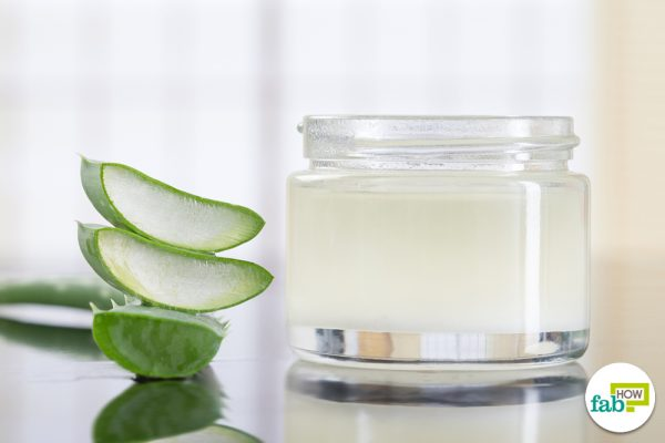 aloe tea tree acne gel
