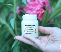anti aging rosehip moisturizer