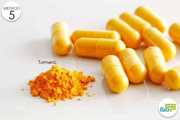 turmeric supplements foe joint pain