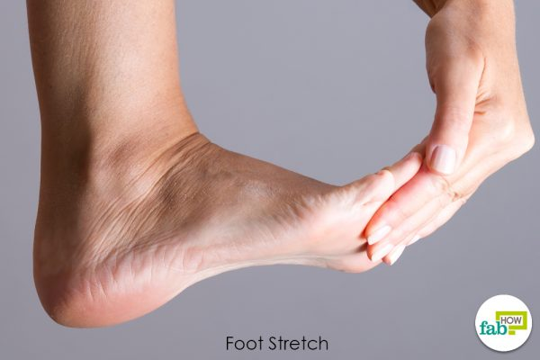 foot stretch