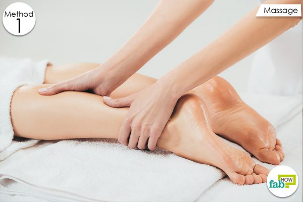 massage for chronic pain