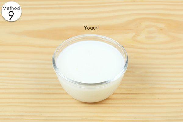 consume yogurt